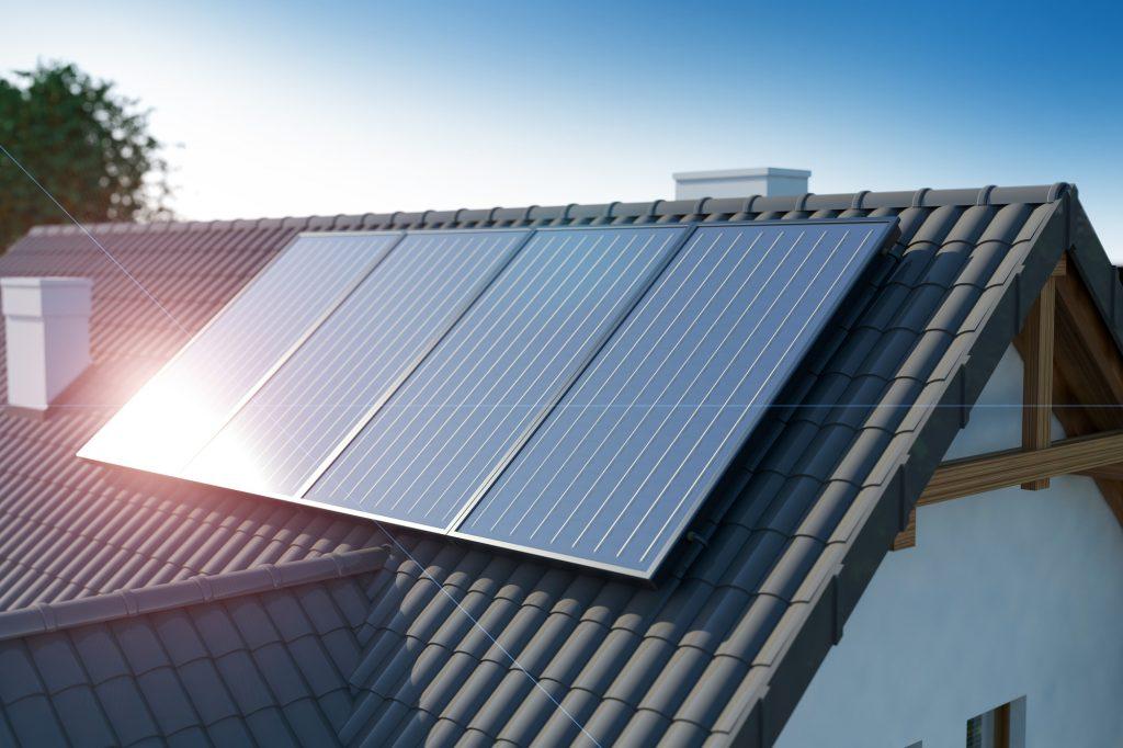 सौर पैनलों के साथ पैसे बचाओ