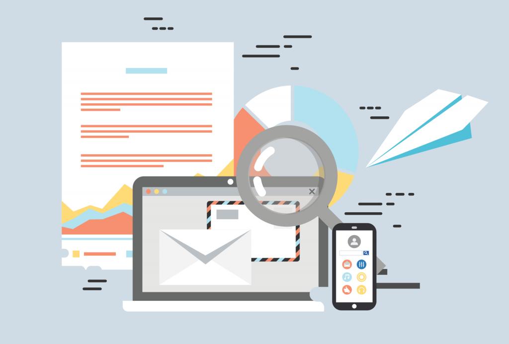 ईमेल व्यापार
